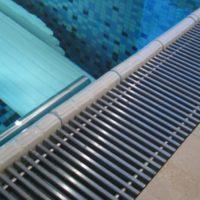 решетка для бассейна
