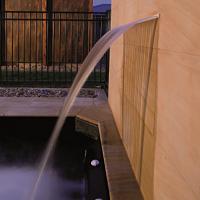 Водопад подвесной для бассейна