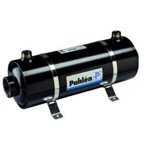 оборудование нагрева воды в бассейне