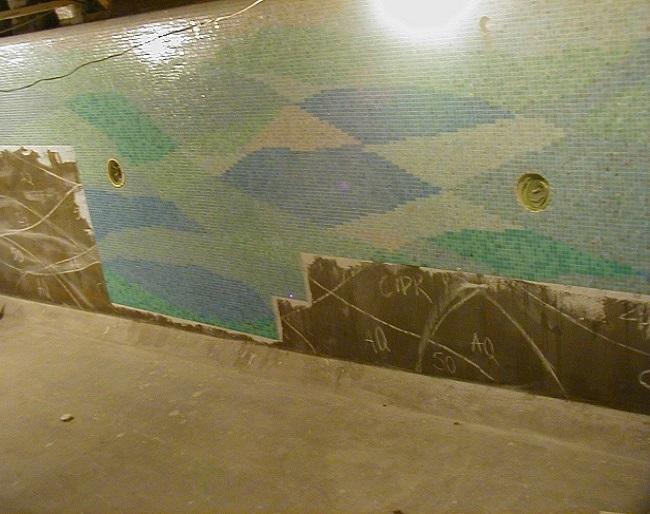 Дизайн проект бассейна